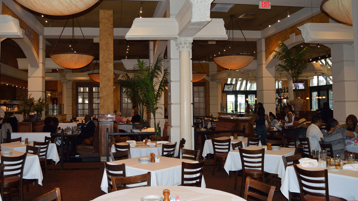 Bravo cucina italiana woodmere adam building company for Cucina italiana design